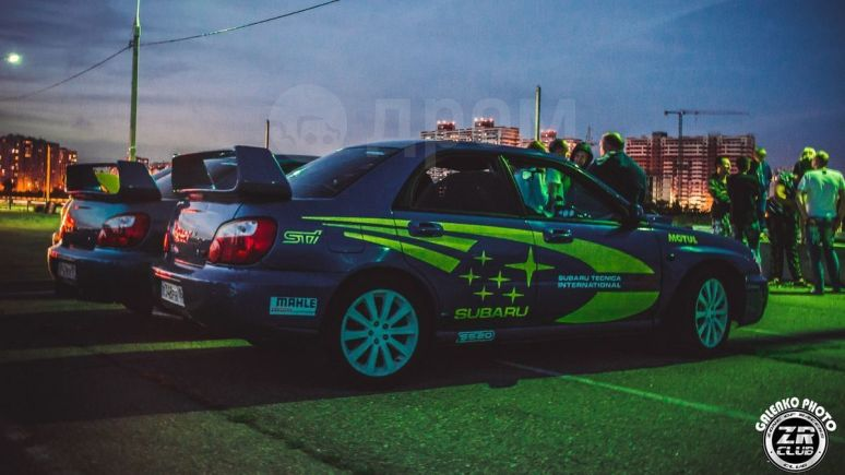 Subaru Impreza WRX, 2003 год, 395 000 руб.