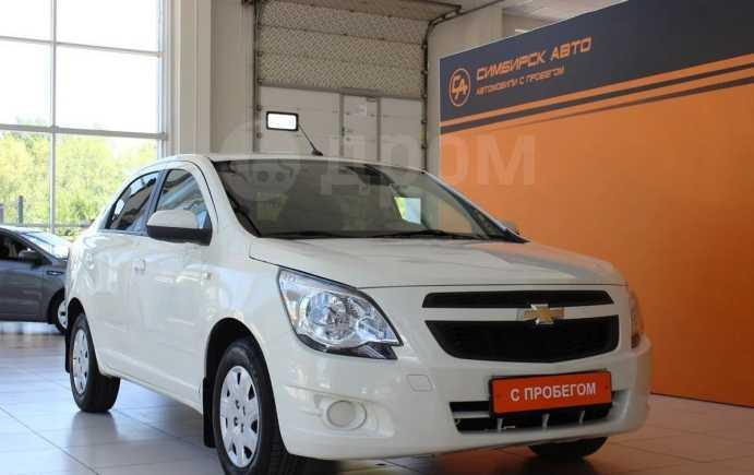 Chevrolet Cobalt, 2014 год, 468 000 руб.
