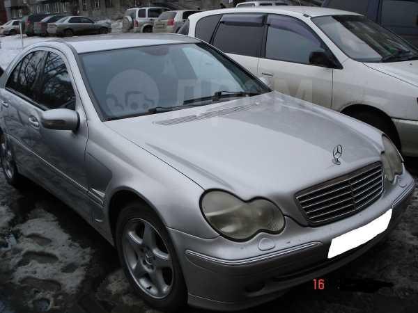 Mercedes-Benz C-Class, 2001 год, 315 000 руб.