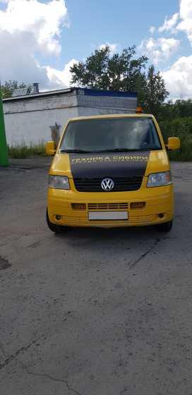 Новосибирск Transporter 2006