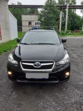 Северодвинск Subaru XV 2014