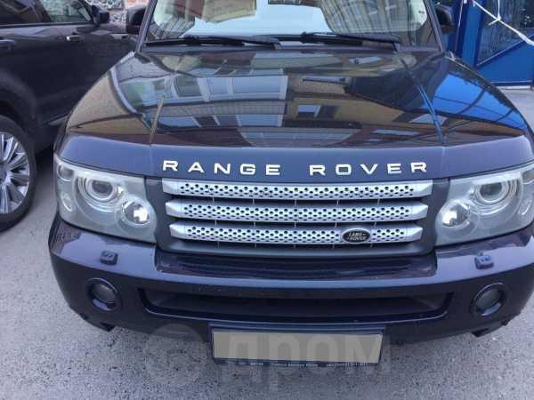 Land Rover Range Rover Sport, 2007 год, 590 000 руб.