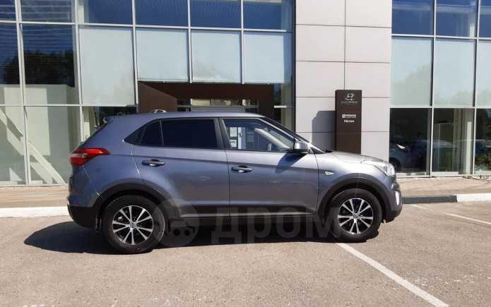Hyundai Creta, 2016 год, 780 000 руб.