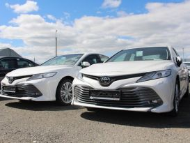 Брянск Camry 2020