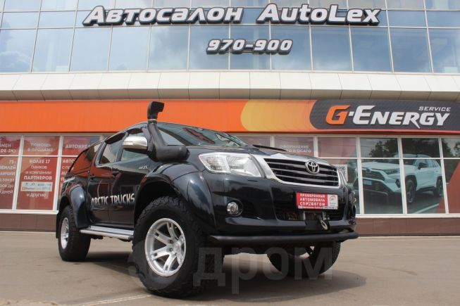Toyota Hilux Pick Up, 2013 год, 1 850 000 руб.