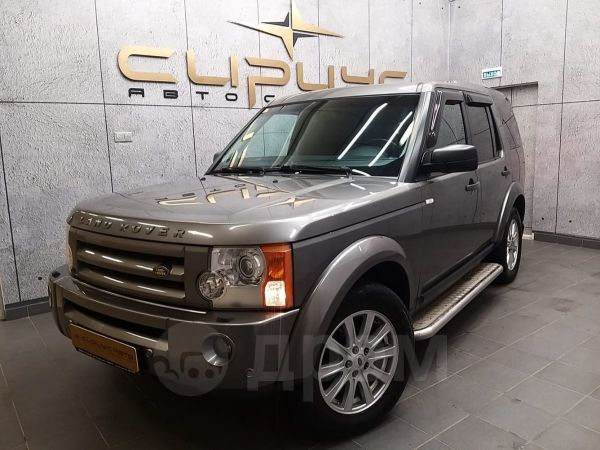 Land Rover Discovery, 2008 год, 695 000 руб.