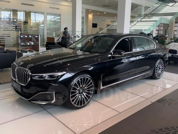 BMW 7-Series, 2019 год, 5 870 000 руб.
