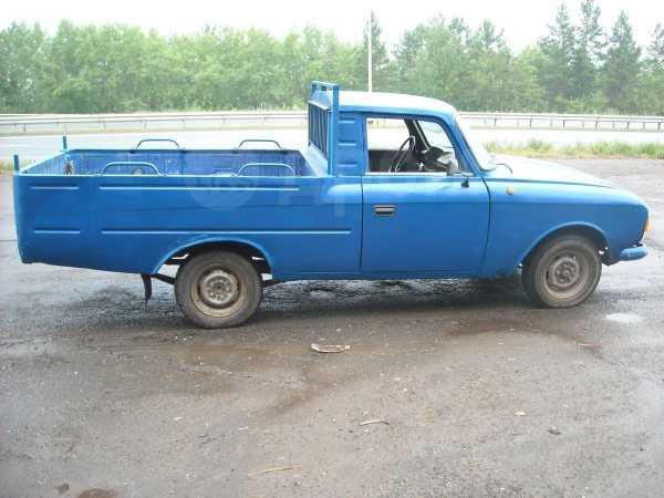 ИЖ 2715, 1992 год, 35 000 руб.