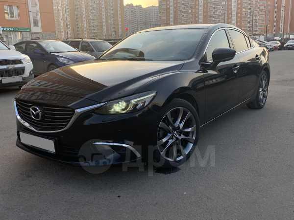 Mazda Mazda6, 2017 год, 1 499 999 руб.