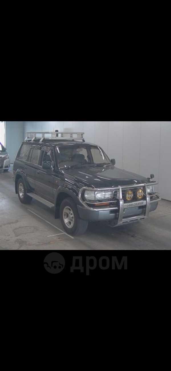 Toyota Land Cruiser, 1996 год, 530 000 руб.