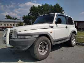 Екатеринбург Korando 1998