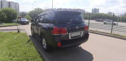Москва Lexus LX570 2011