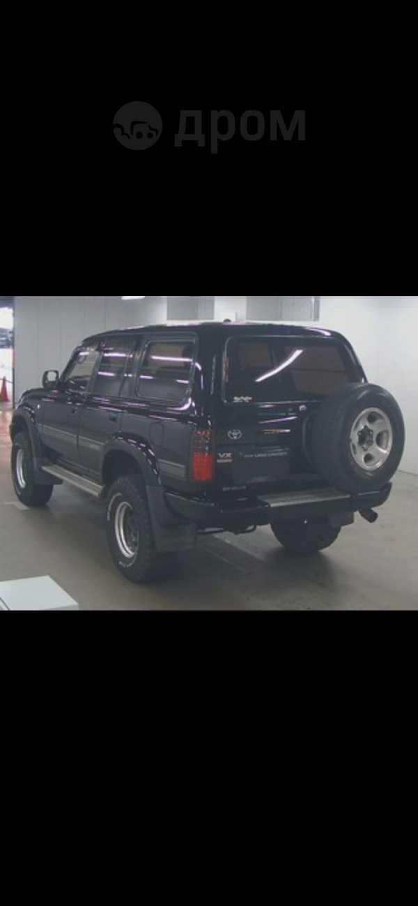 Toyota Land Cruiser, 1996 год, 590 000 руб.