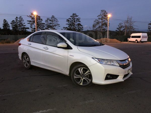 Honda Grace, 2016 год, 850 000 руб.