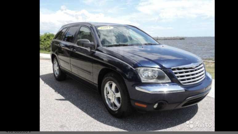 Chrysler Pacifica, 2005 год, 655 000 руб.