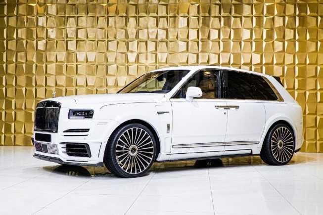Rolls-Royce Cullinan, 2020 год, 54 000 000 руб.