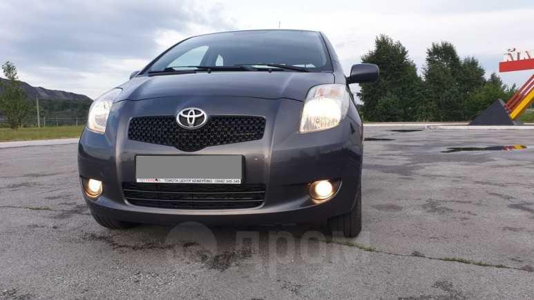Toyota Yaris, 2008 год, 435 000 руб.