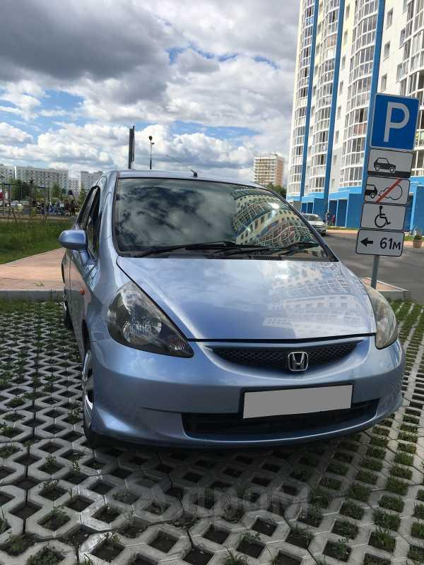 Honda Jazz, 2003 год, 235 000 руб.