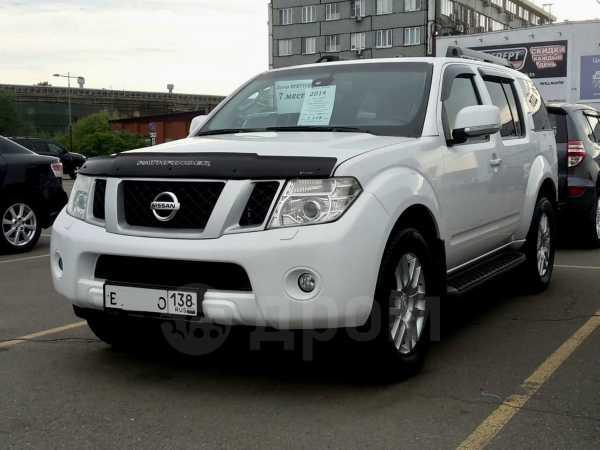 Nissan Pathfinder, 2013 год, 1 158 000 руб.