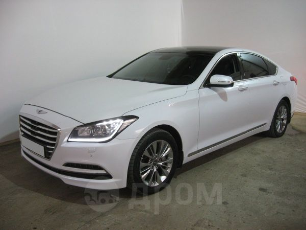 Hyundai Genesis, 2014 год, 1 160 000 руб.