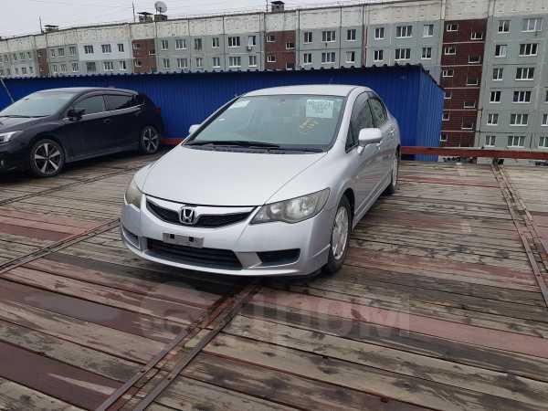 Honda Civic, 2009 год, 554 000 руб.