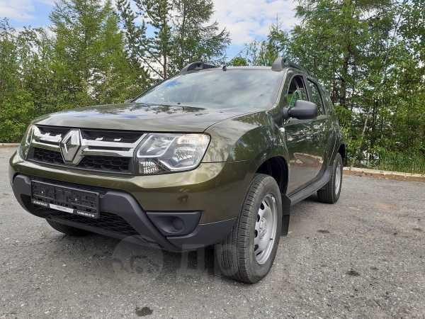 Renault Duster, 2020 год, 1 100 000 руб.