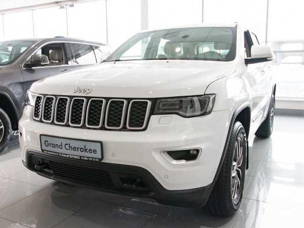 Jeep Grand Cherokee, 2019 год, 4 185 000 руб.