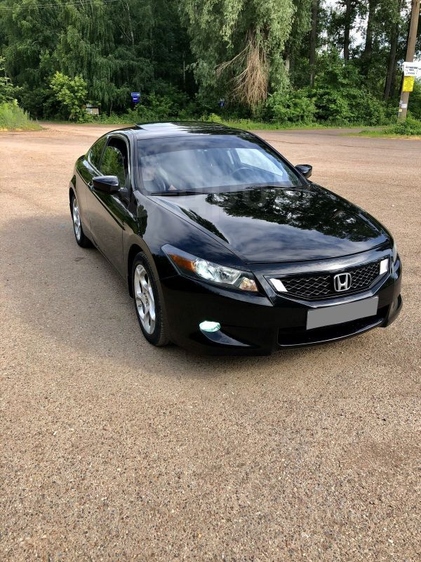 Honda Accord, 2009 год, 760 000 руб.