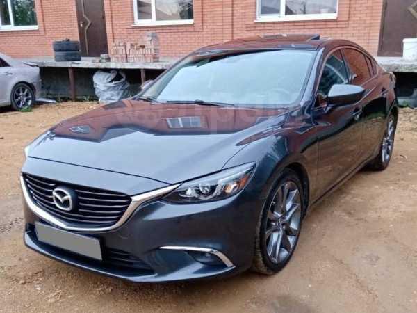 Mazda Mazda6, 2016 год, 900 000 руб.