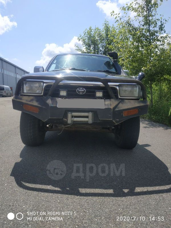 Toyota Hilux Surf, 1994 год, 500 000 руб.