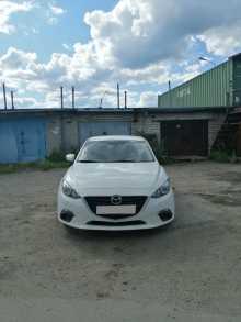 Нижний Новгород Mazda3 2015