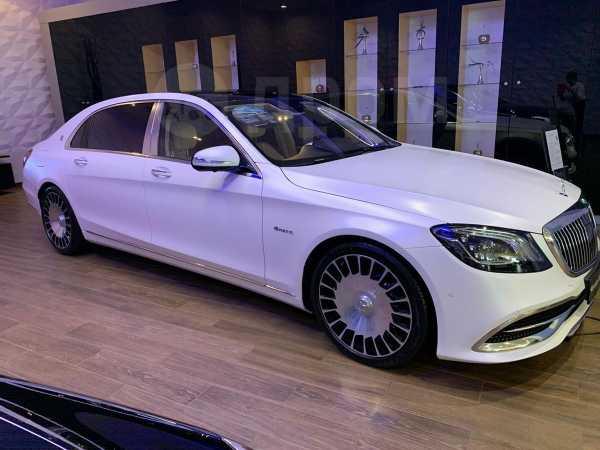 Mercedes-Benz S-Class, 2019 год, 13 900 000 руб.