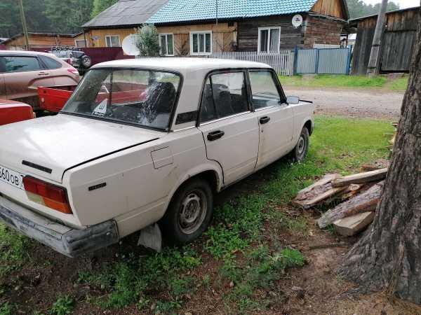 Лада 2107, 1995 год, 27 000 руб.