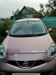 Nissan March, 2013 год, 483 000 руб.