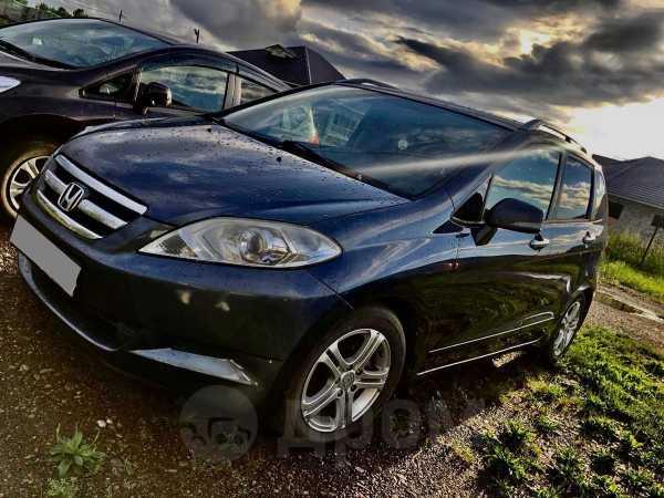 Honda FR-V, 2005 год, 490 000 руб.