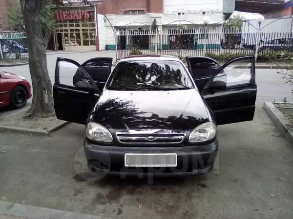 Chevrolet Lanos, 2009 год, 105 000 руб.