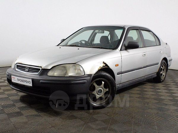 Honda Civic, 1996 год, 109 000 руб.