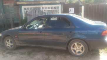 Ржаница Civic 1993