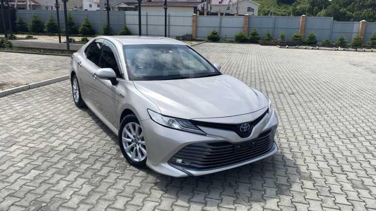 Toyota Camry, 2018 год, 1 685 000 руб.