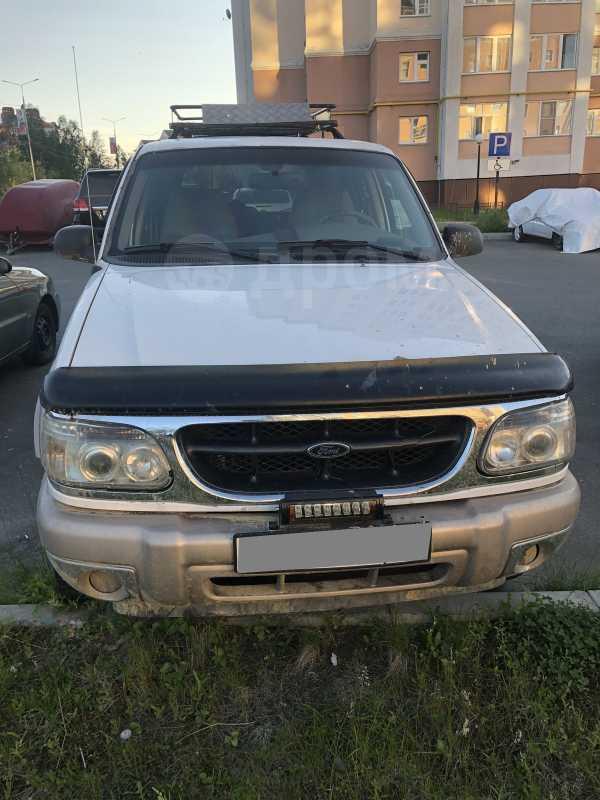 Ford Explorer, 1999 год, 300 000 руб.
