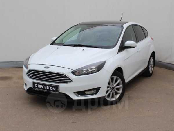 Ford Focus, 2018 год, 859 000 руб.