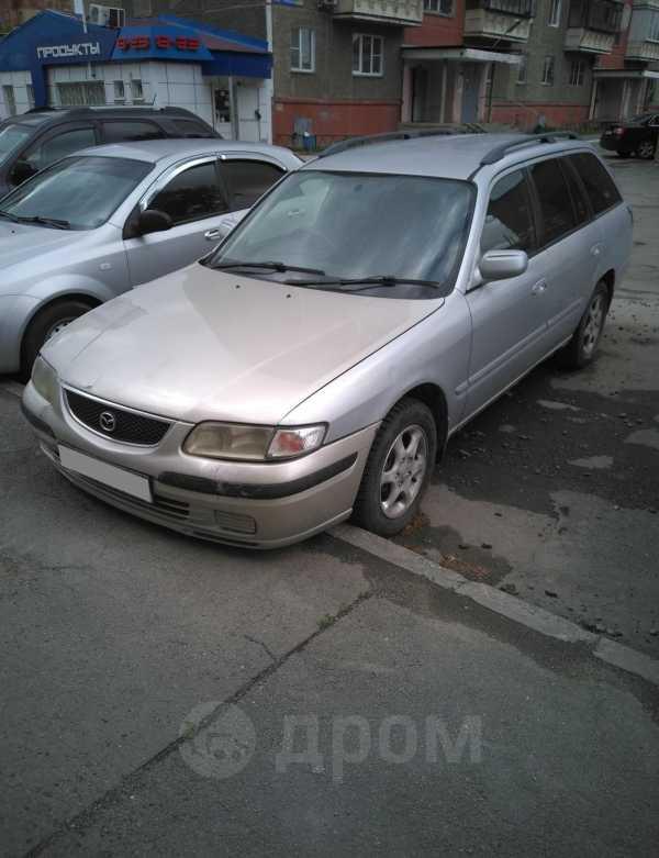 Mazda Capella, 1989 год, 80 000 руб.