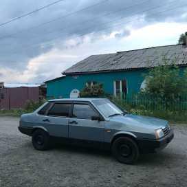 Юргамыш 21099 2001