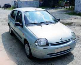 Екатеринбург Clio 2001
