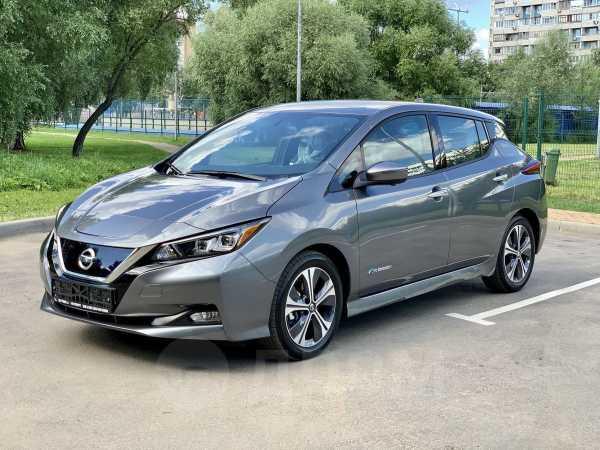Nissan Leaf, 2019 год, 2 550 000 руб.