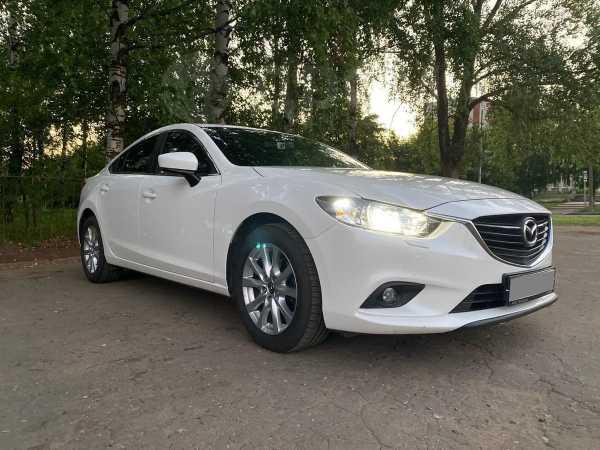Mazda Mazda6, 2018 год, 1 430 000 руб.