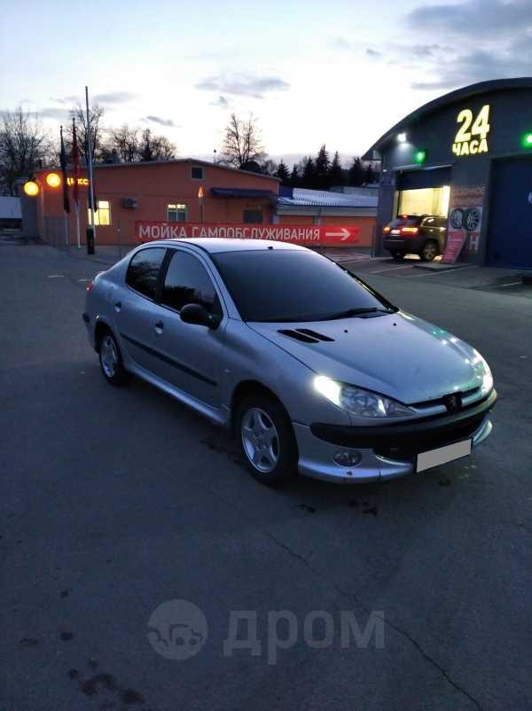 Peugeot 206, 2008 год, 119 000 руб.