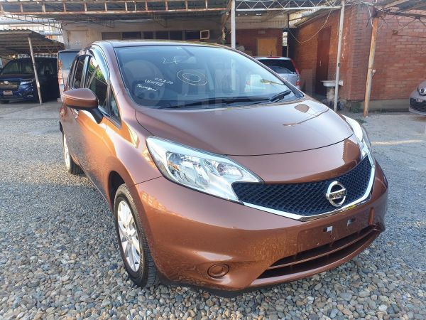 Nissan Note, 2016 год, 625 000 руб.