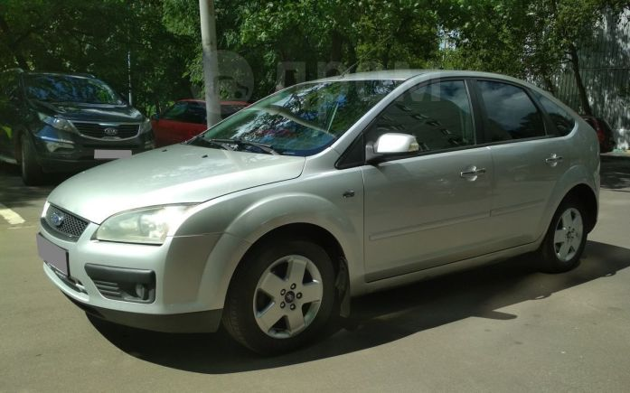 Ford Focus, 2007 год, 279 000 руб.