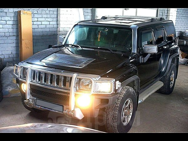 Hummer H3, 2009 год, 930 000 руб.